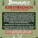 Kerstbrunch Bommm Smaakmakers