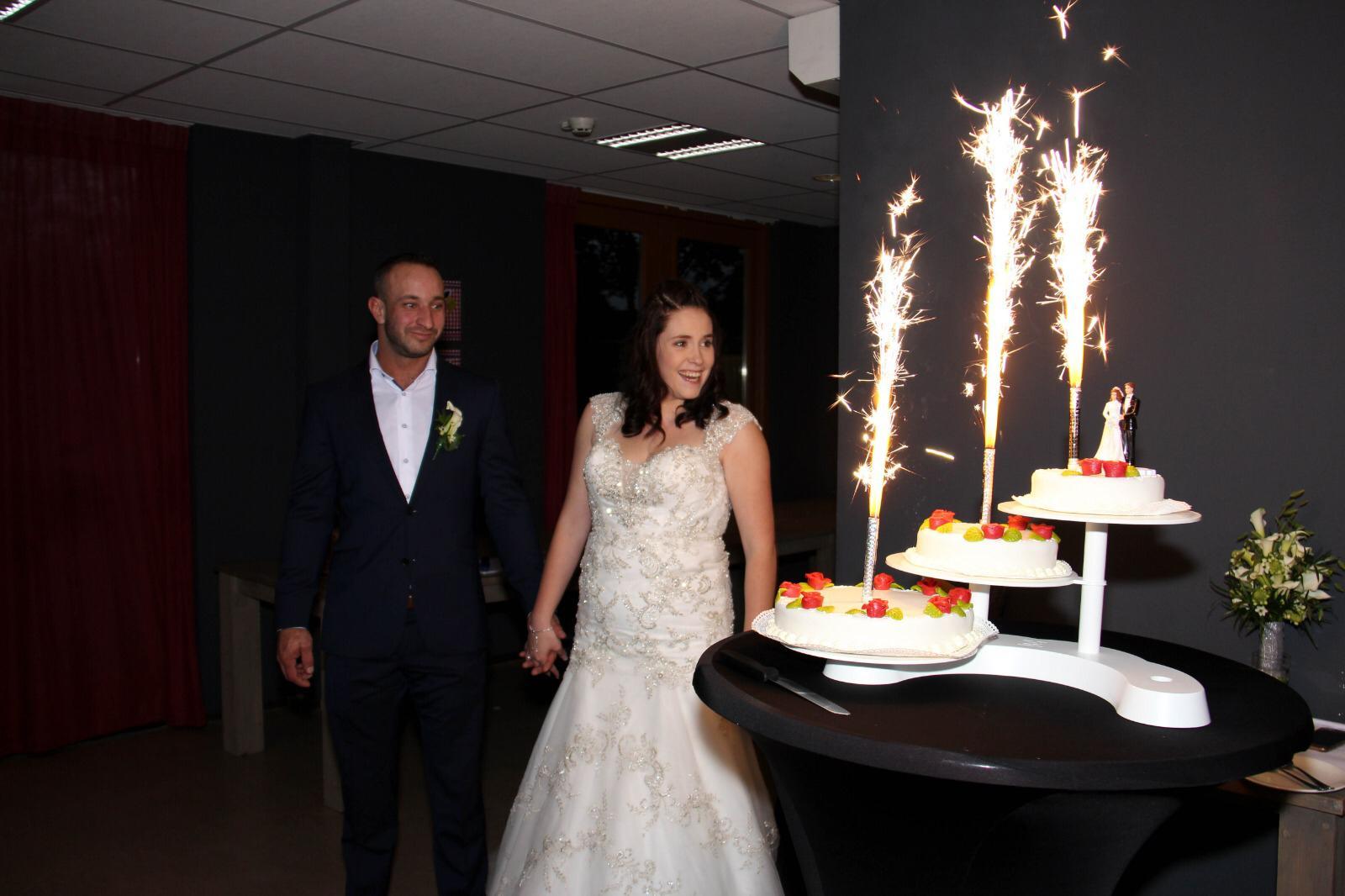 Bruiloft vieren Veenendaal